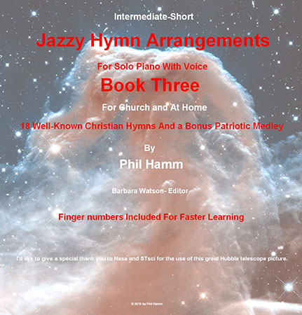 Jazzy Hymn Arrangements-Book Three