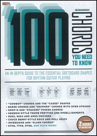 100 Chords You Need to Know