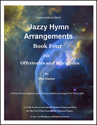 Jazzy Hymn Arrangements-Book Four