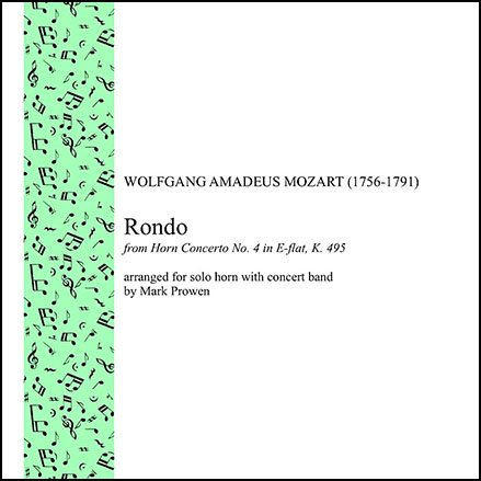 Rondo from Horn Concerto No. 4 in E-flat, K. 495
