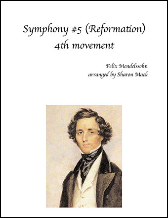 Symphony #5 (Reformation), 4th movement