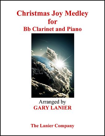 Christmas Joy Medley (B Flat Clarinet & Piano)