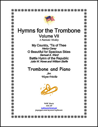 Hymns for the Trombone Volume VII