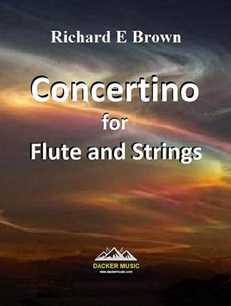 Concertino for Flute and Strings
