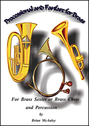Processional and Fanfare for Brass
