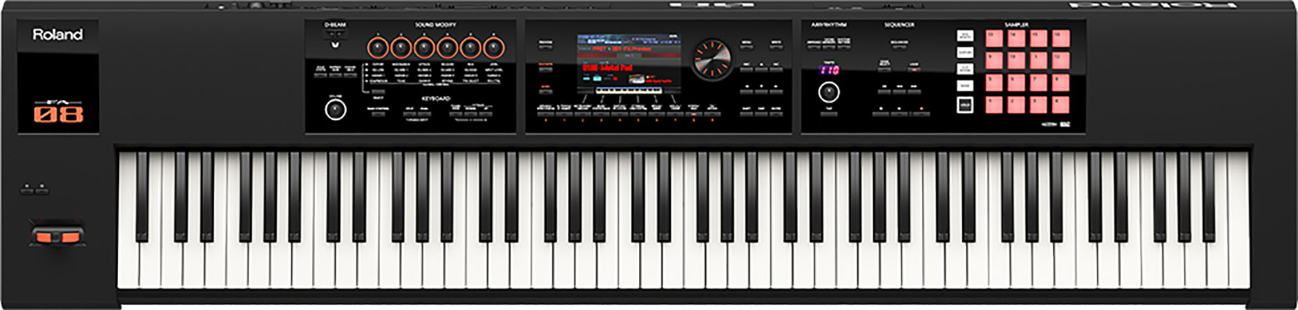 Roland FA-08 Workstation