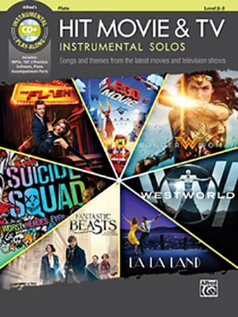 Hit Movie and TV Instrumental Solos