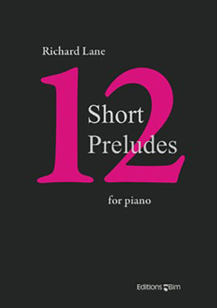 12 Short Preludes Cover