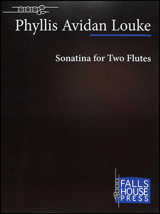 Sonatina for Two Flutes