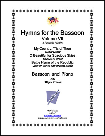 Hymns for the Bassoon Volume VII