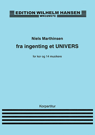 Fra Ingenting et Univers
