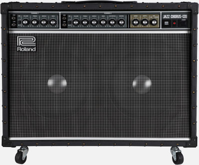Roland Jazz Chorus Guitar Amp pro audio image