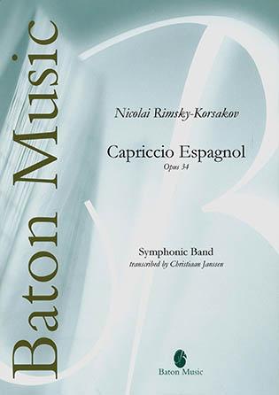 Capriccio Espagnol, Op. 34