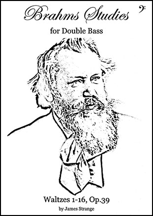 Brahms Studies for Double Bass