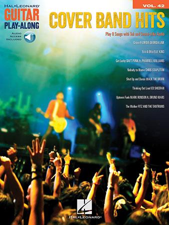 Guitar Play-Along, Vol. 42: Cover Band Hits