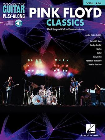 Guitar Play-Along, Vol. 191: Pink Floyd Classics