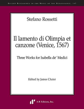 Il lamento di Olimpia et canzone (Venice, 1567)