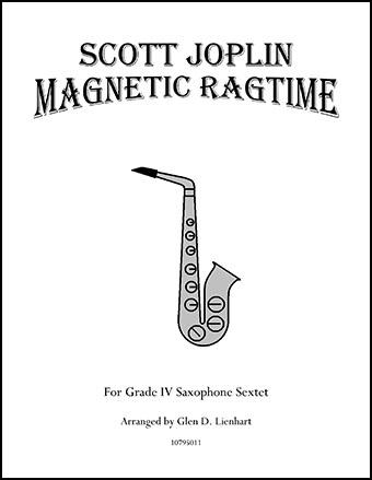 Magnetic Ragtime (Saxophones)