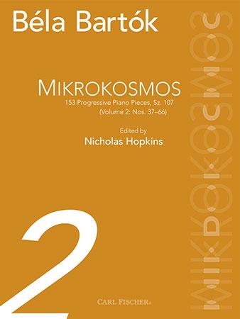 Mikrokosmos, Vol. 2