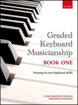 Graded Keyboard Musicianship #1