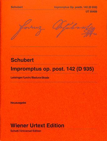 Impromptus, Op. Post. 142 (D 935)