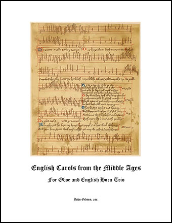 English Carols From the Middle Ages