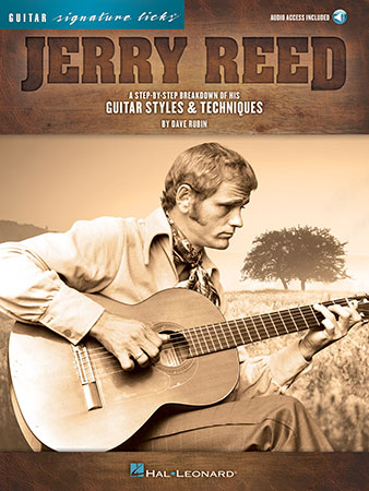 Jerry Reed Guitar Signature Licks