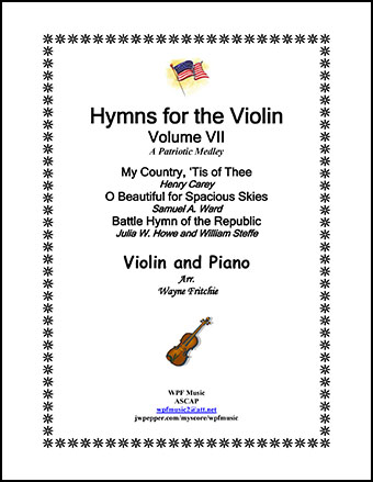Hymns for the Violin Volume VII