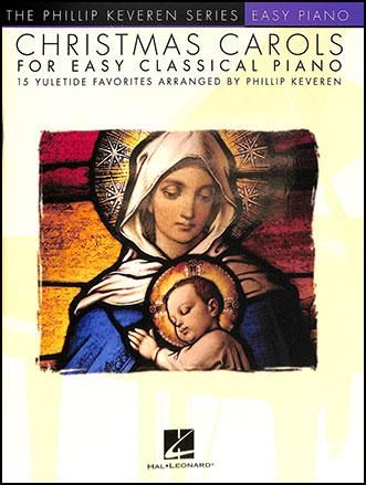 Christmas Carols for Easy Classical Piano Thumbnail