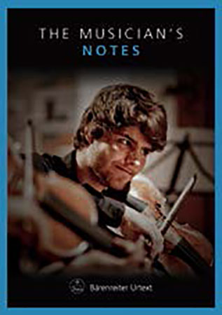 Musicians Notes