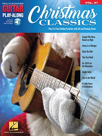 Guitar Play-Along, Vol. 97: Christmas Classics