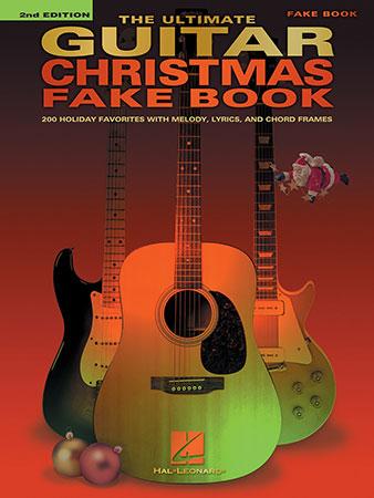 The Ultimate Guitar Christmas Fake Book