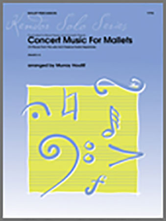 Concert Music for Mallets