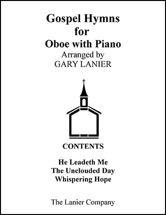 Gospel Hymns for Oboe (Oboe with Piano)