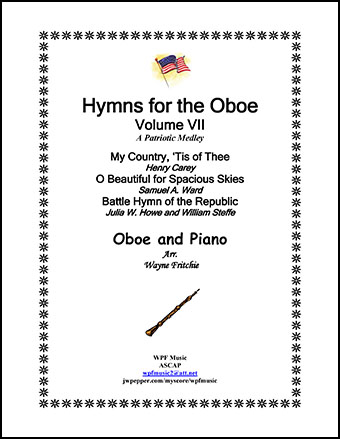 Hymns for the Oboe Volume VII