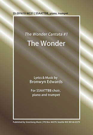 The Wonder (Wonder Cantata)