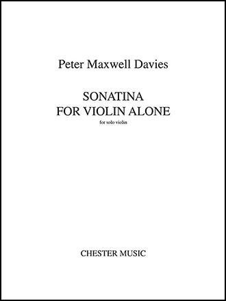 Sonatina for Violin Alone