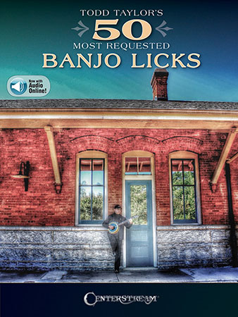 50 Most Requested Banjo Licks