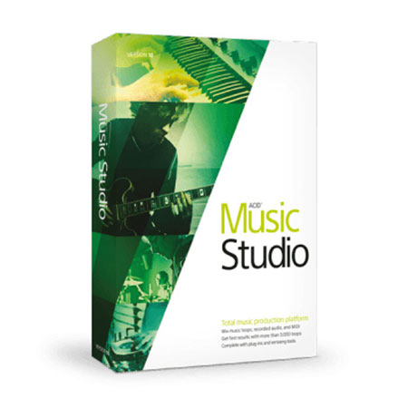 Acid Music Studio 10 Academic