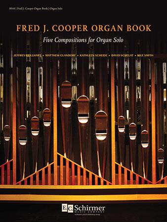 Fred J. Cooper Organ Book