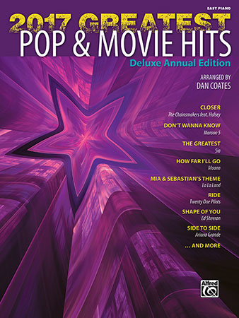 2017 Greatest Pop & Movie Hits