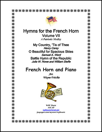 Hymns for the French Horn Volume VII