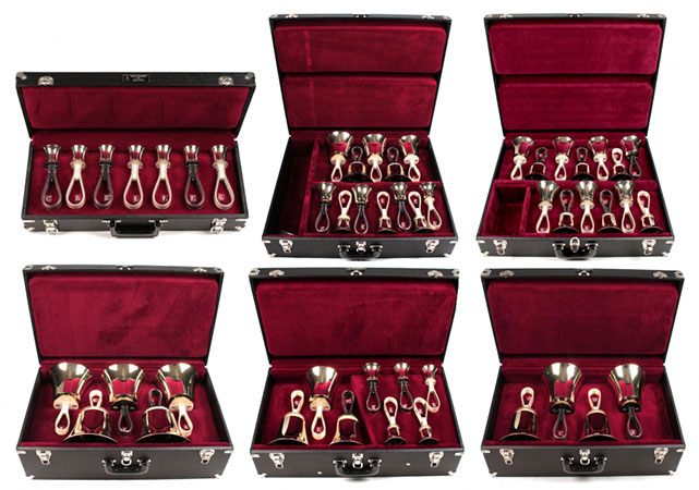 Malmark Handbell Set, 49 Note