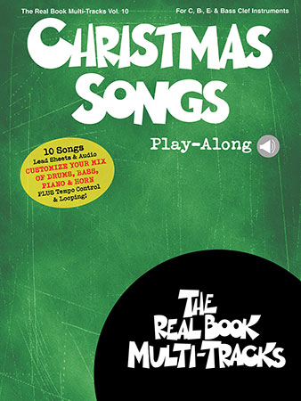 The Real Book Multi-Tracks, Vol. 10: Christmas Songs