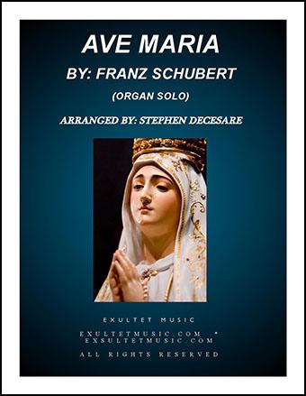 Ave Maria (Organ Solo)