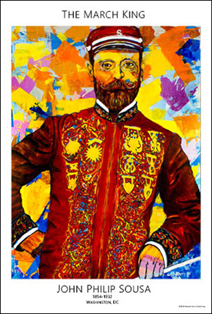 John Philip Sousa The March King