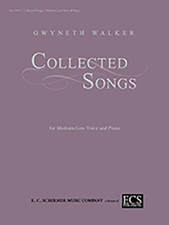 Collected Songs: 1. My Love Walks in Velvet