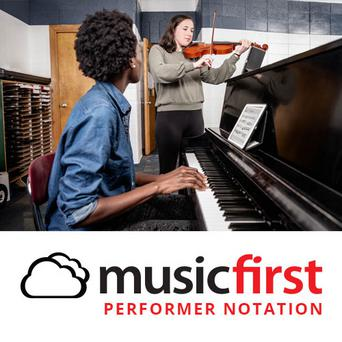 MusicFirst Performer Notation