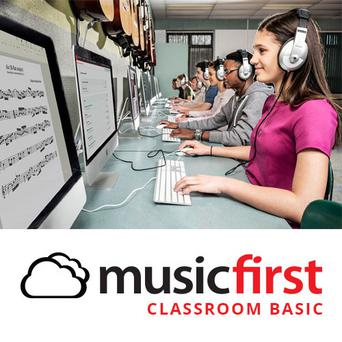 MusicFirst Secondary Classroom Basic