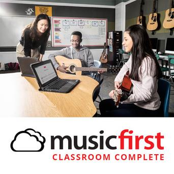 MusicFirst Secondary Classroom Complete